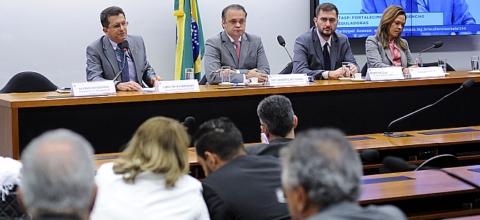 Comissão de Trabalho discute fortalecimento das agências reguladoras