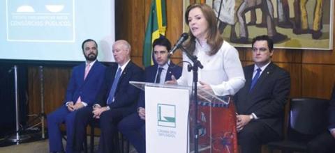 Deputada Leandre participa da criação da Frente Parlamentar Mista dos Consórcios Públicos